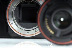 DSLR Camera Stock Photography