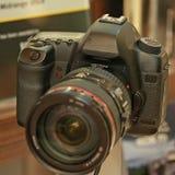 DSLR Digital Camera Stock Image