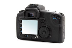 DSLR Camera LCD Screen Royalty Free Stock Photo