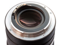 DSLR camera lens. Stock Image