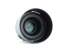 DSLR camera lens Royalty Free Stock Photography