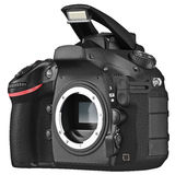 DSLR camera without lens, open flash. DSLR camera professional, open flash without lens. 3D graphic Stock Photos