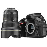 DSLR camera, optical zoom lens Royalty Free Stock Images