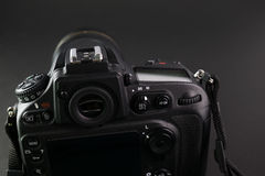 DSLR camera Royalty Free Stock Images