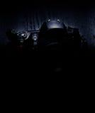 DSLR Camera silhouette Royalty Free Stock Image
