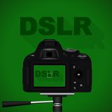 DSLR camera Stock Photos