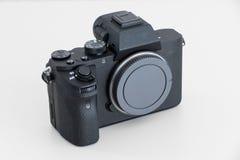 DSLR-camera zonder lens stock foto's