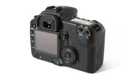 DSLR - Digital camera Royalty Free Stock Photos