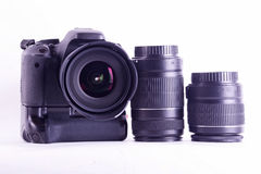 Dslr Royalty Free Stock Photos