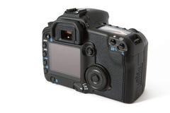 DSLR - Digitale camera Royalty-vrije Stock Foto's
