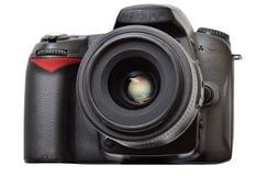 DSLR-Kamera stockbild