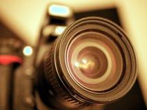 DSLR kamery obiektywu szkło Obraz Royalty Free