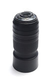 Dslr lens with metal mount Stock Image