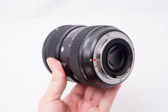DSLR Lens Royalty Free Stock Images