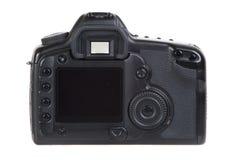 DSLR photo camera Royalty Free Stock Images