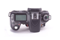 DSLR photocamera Stock Photo