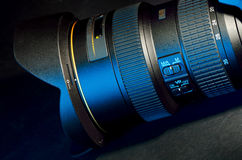 Dslr professional lens Royalty Free Stock Images