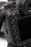 Dslr switches Stock Photo