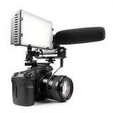 DSLR video camera Stock Image