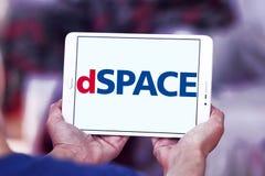 DSPACE-GmbHfirmenlogo Stockbilder
