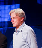DSSD founder  Andy Bechtolsheim makes speech at EMC World 2014 Royalty Free Stock Image