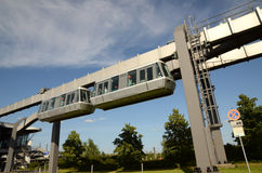 Düsseldorf SkyTrain Stock Photography