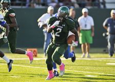 Delta State University Football Stock Photo