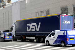 Free DSV LORRY Royalty Free Stock Images - 90372869