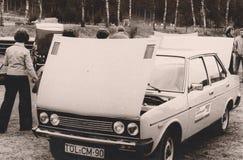DT00015 GERMANY CIRCA 1972 -Automobile Exhibition - Fiat X1/9 Bertone stock photos