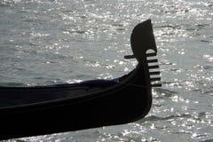 Détail de gondole Image stock