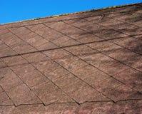 Détail de toit Photographie stock