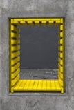 Détails de terrain de jeu Photo stock