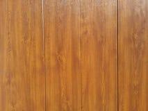 Détails en bois de porte Photo stock
