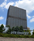 DTE Energy headquarters in Detroit Stock Photos