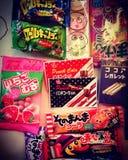 Dteam della caramella del Giappone Fotografia Stock
