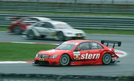 DTM 2010 - Adria Photo stock