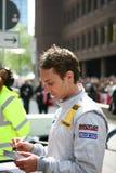 DTM AMG Matthias Lauda Fotos de Stock Royalty Free