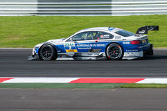 DTM (Deutsche Tourenwagen Meisterschaft) on MRW (Moscow RaceWay), Moscow, Russia, 2013.08.04 Stock Photos