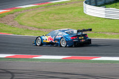 DTM (Deutsche Tourenwagen Meisterschaft) on MRW (Moscow RaceWay), Moscow, Russia, 2013.08.04 Stock Photo