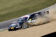 DTM race. In ENGLAND,Circuit BRANDS-HATCH,September 06th 2009,No.04. Ralf Schumacher(GER),Trilux AMG Mercedes C-Klasse 09,#Trilux AMG Mercedes Stock Photos