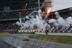DTM race Royalty Free Stock Photos