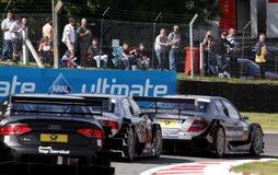 DTM race. DTM in England,Circuit BRANDS HATCH, September 06th 2009,No.9 Bruno Spengler(CDN); Mercedes -Benz Bank AMG Mercedes C-Klasse 09,#Mercedes -Benz Bank Stock Images
