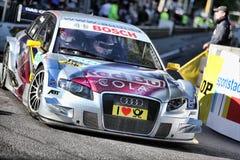 DTM Reisen-Auto - Audi A4 Stockfotos