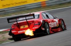 DTM Rennen Stockfoto