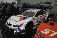 DTM-Rennen Stockfoto