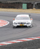 DTM Touring Car Royalty Free Stock Photography