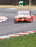 DTM Touring Car - Congfu Cheng Royalty Free Stock Photography