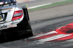 DTMrace2008. Royalty Free Stock Photography