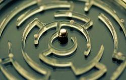 Détruit dans le labyrinthe Photos libres de droits
