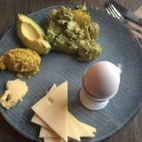 Duński śniadanie Zdjęcie Stock